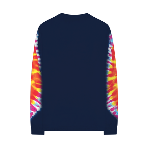 Free Spirit Tie Dye L/S T-Shirt + Digital Album