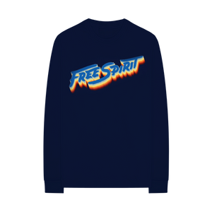 Free Spirit Rainbow Crewneck Sweatshirt + Digital Album