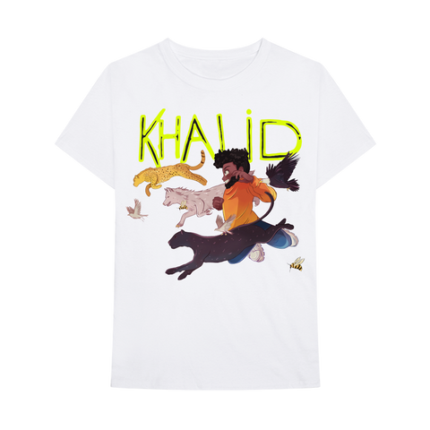 RUNNING FREE SPIRIT TOUR T-SHIRT