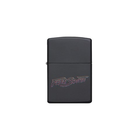 Free Spirit Zippo Lighter + Digital Album