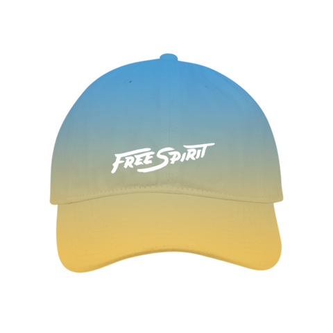 Free Spirit Dyed Dad Hat