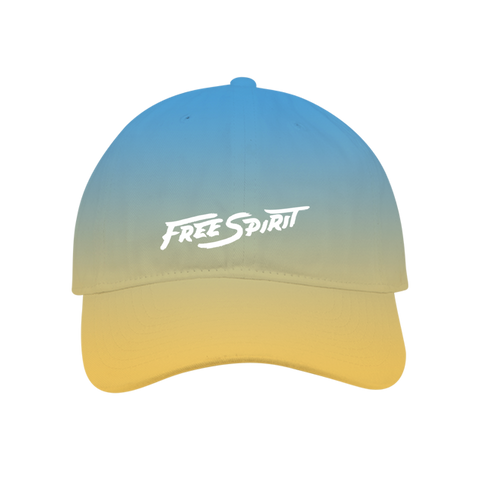 Free Spirit Dyed Dad Hat + Digital Album