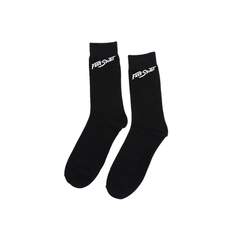 Free Spirit Socks + Digital Album