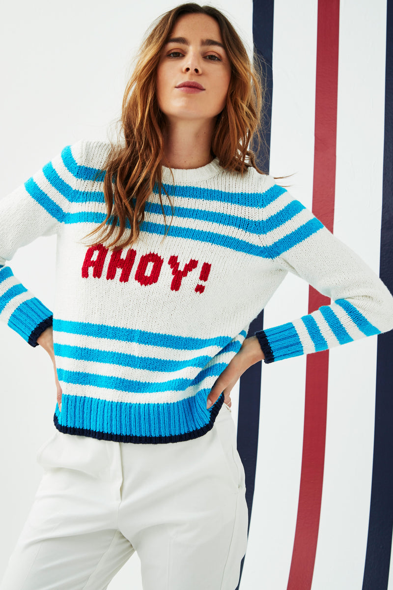 The AHOY Sweater