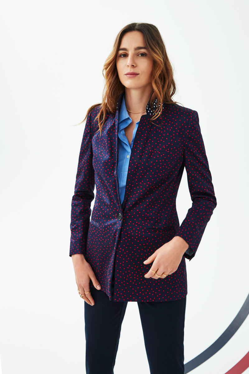Dotty Blazer