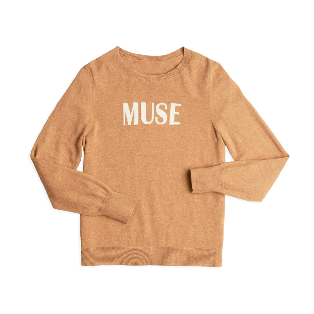 Muse Sweater - Size Guide