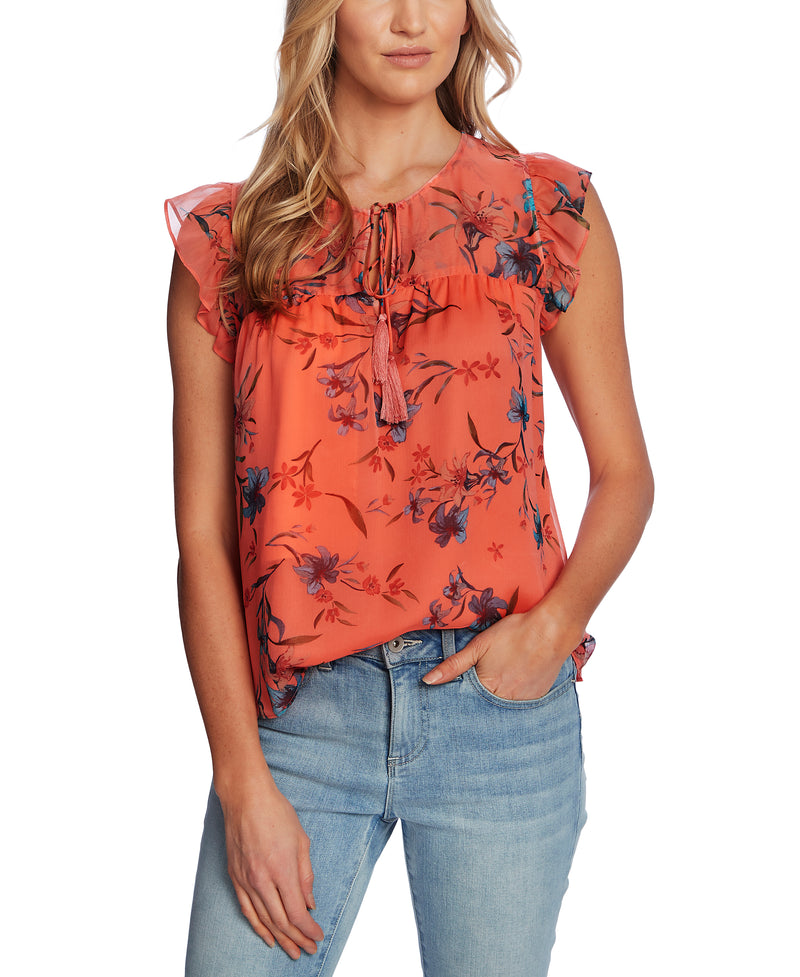 CeCe: The Sawyer Top