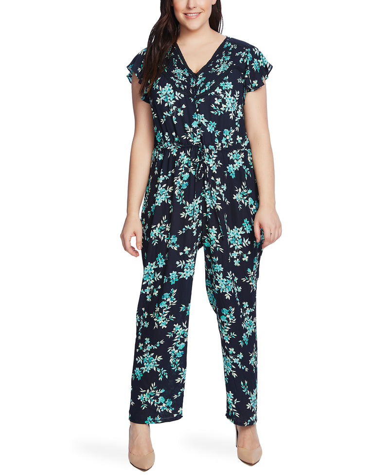 CeCe Plus: The Ila Jumpsuit
