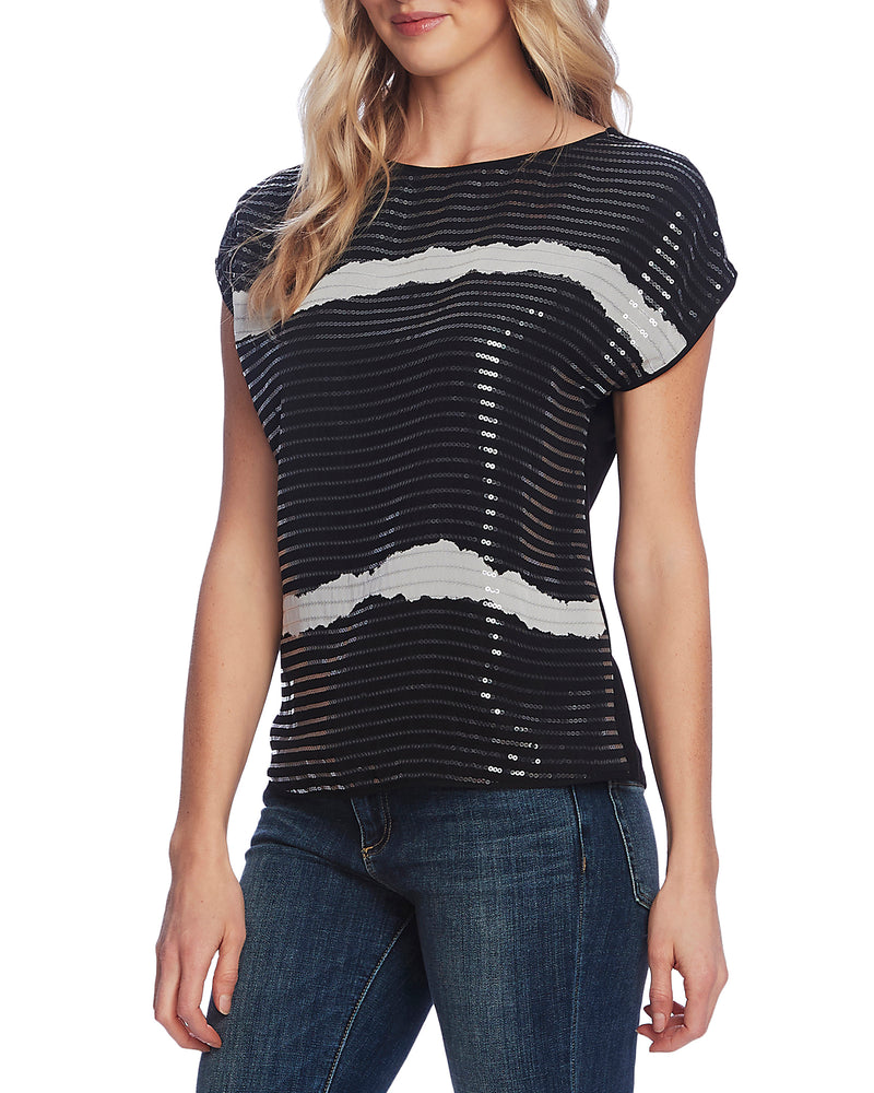 Vince Camuto: The Trenton Top