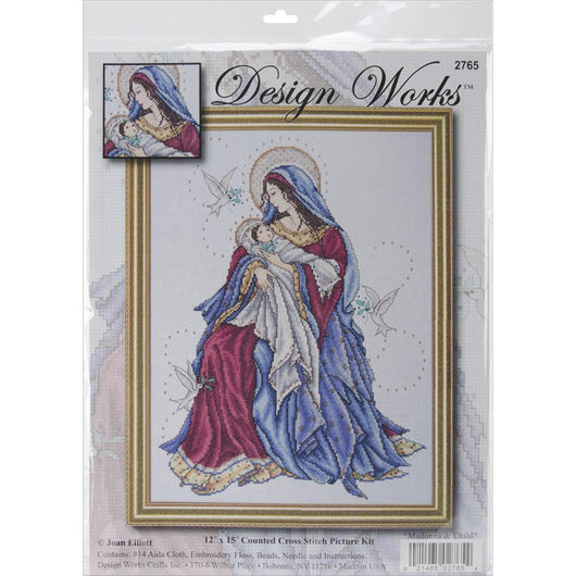 Design Works Counted Cross Stitch Kit 12