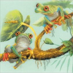 RIOLIS Stamped Cross Stitch Kit 7.75