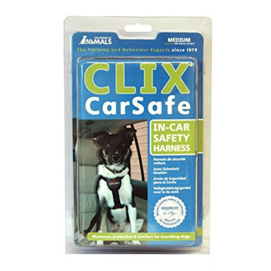 Clix Car Safe Dog Harness Medium Size - aplusstorenz