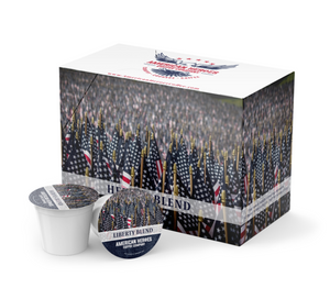 American Heroes Signature Blends K-Cups