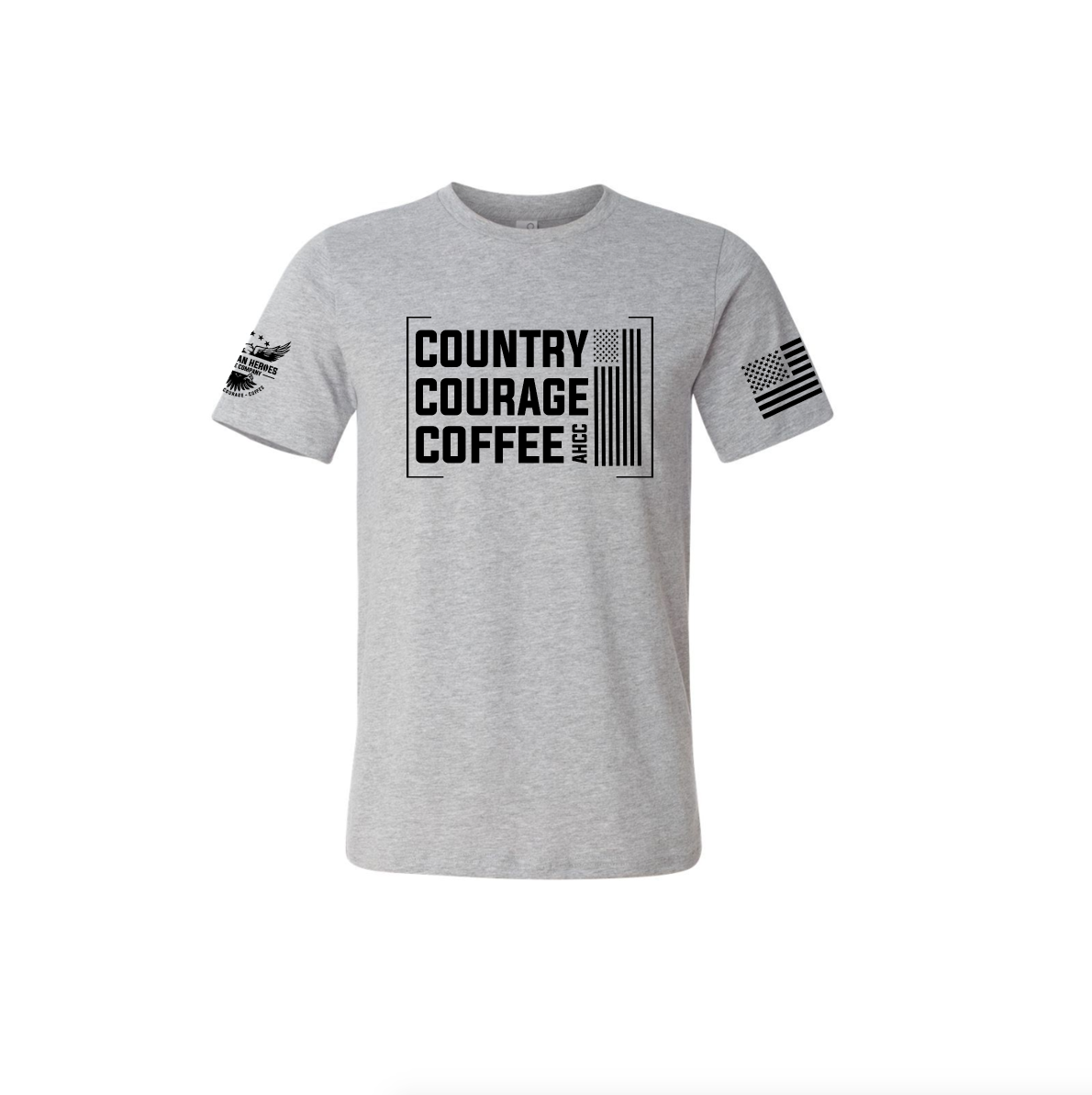 Country. Courage. Coffee. T-Shirt