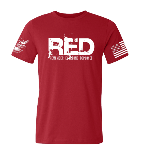 R.E.D. Remeber Everyone Deployed