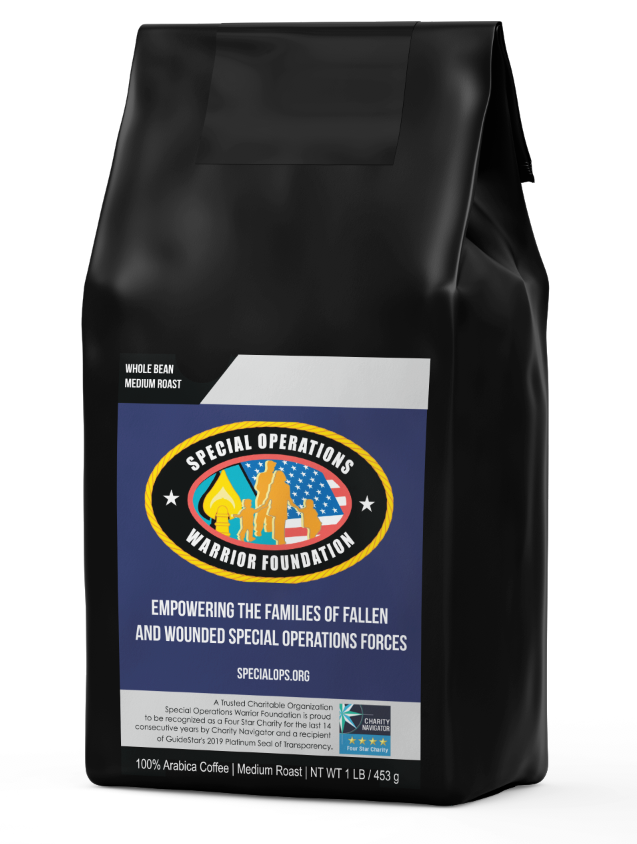 Special Operation Warrior Foundation Coffee