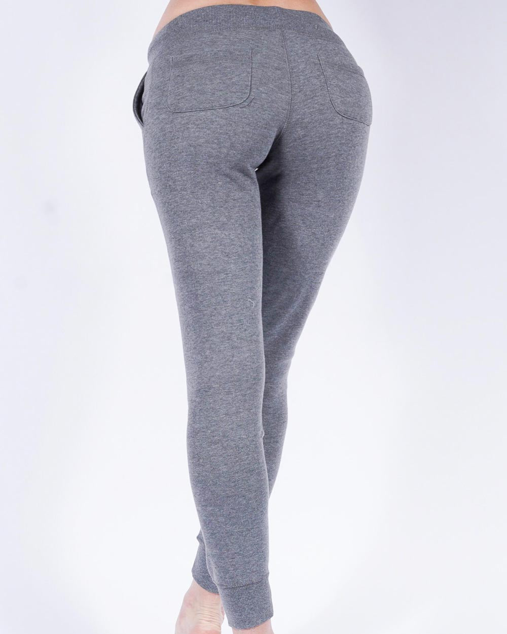PUSSY joggers, gry/wht