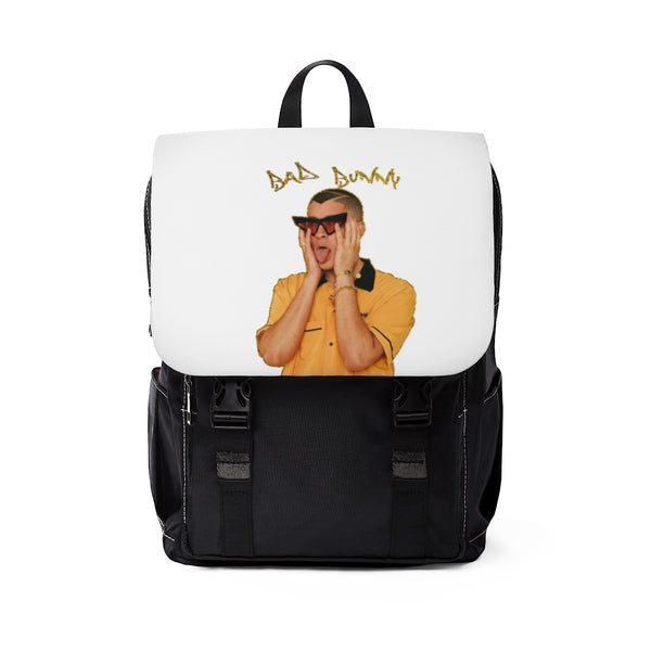 Bad Bunny Shoulder Backpack