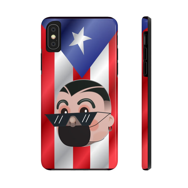 Cartoon Benito Tough Phone Case