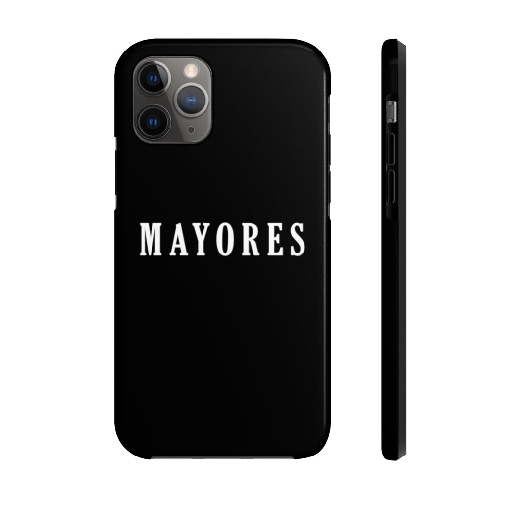 Mayores Tough Phone Case