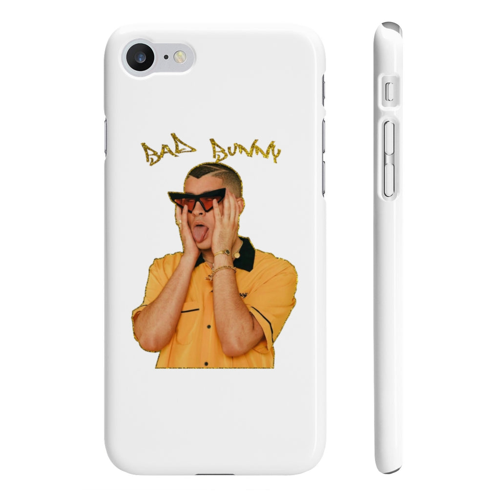 Bad Bunny Tongue Slim Phone Case
