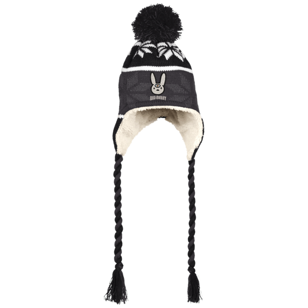 Tercer Ojo Beanie with Ear Flaps