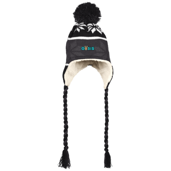 Oasis Beanie with Ear Flaps