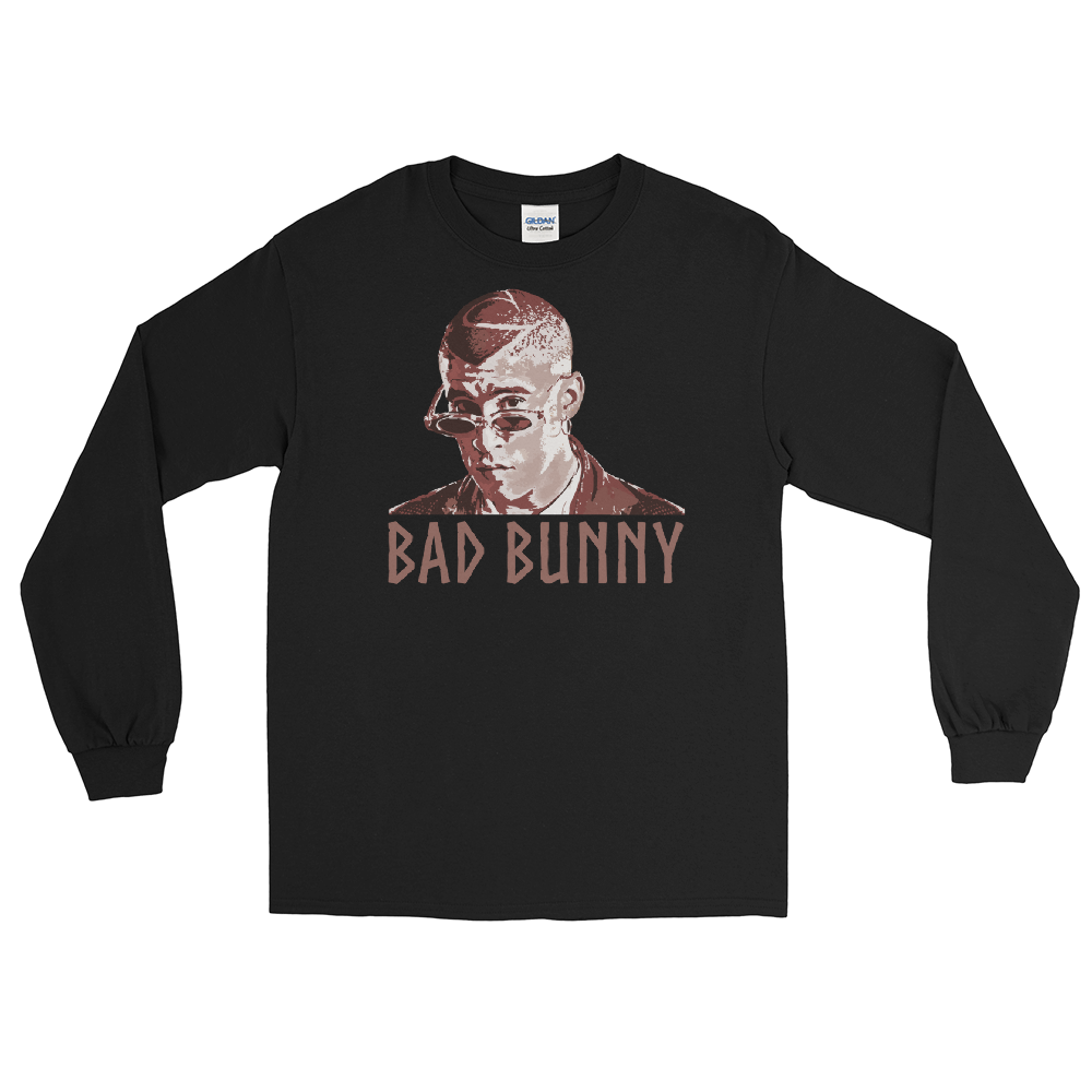 Bad Bunny Vendimia Long Sleeve