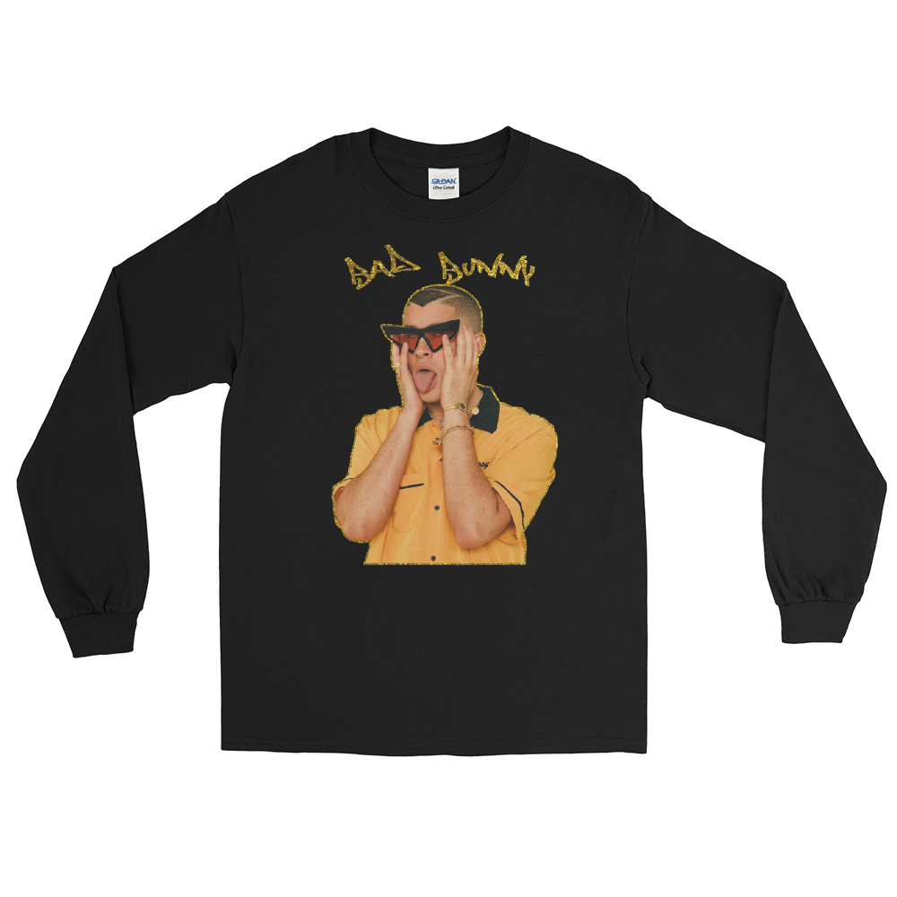 Bad Bunny Tongue Long Sleeve