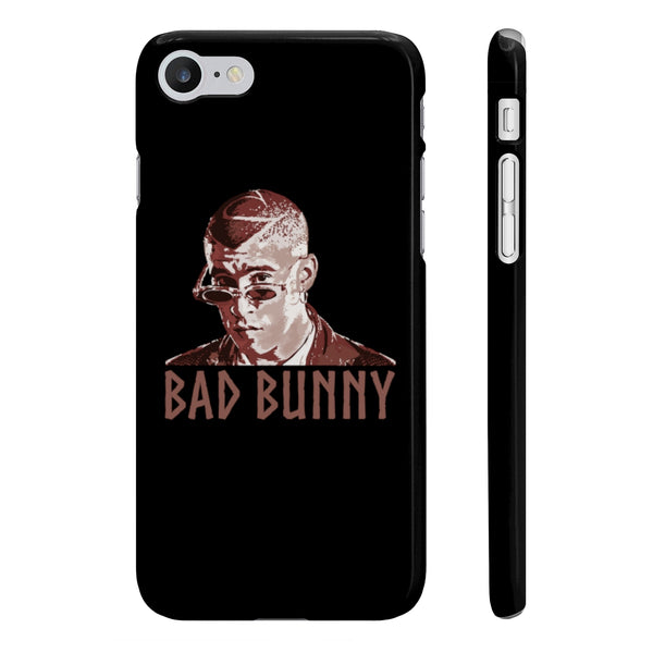 Bad Bunny Vendimia Slim Phone Case