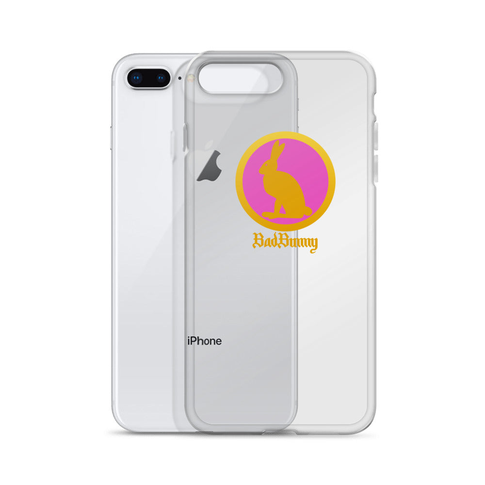 Bad Bunny iPhone 6/6S 6+/6S+ 7/8 7+/8+ X/XS XS Max XR Case