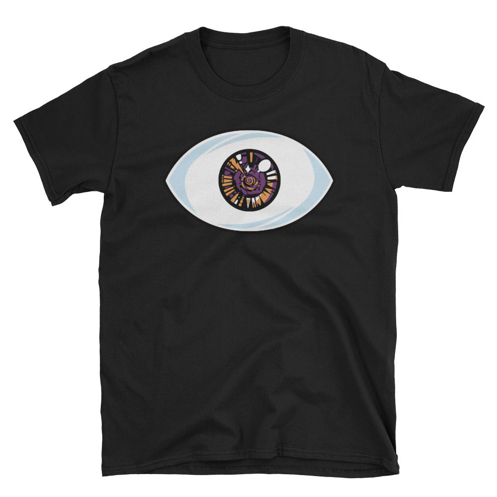 """El Ojo"" Short-Sleeve Unisex T-Shirt"