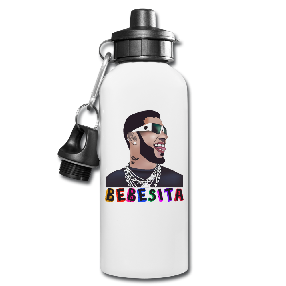 Bebesita Water Bottle - white