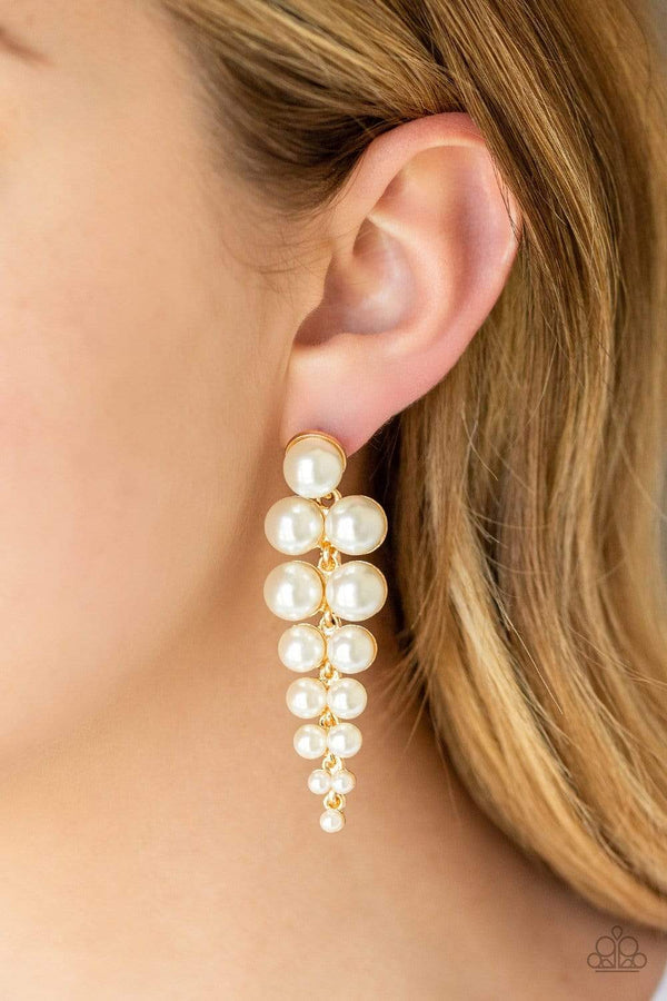 Jazzi Jewelz Boutique-Totally Tribeca-Pearl Earrings