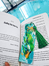Load image into Gallery viewer, Handpainted Custom Bookmarks