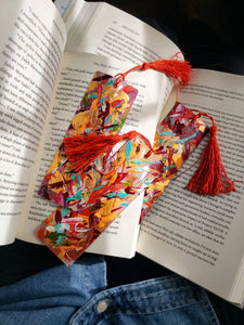 Handpainted Custom Bookmarks