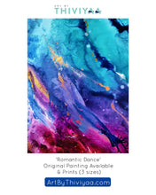 Load image into Gallery viewer, 'Romantic Dance' - Abstract - Art Print
