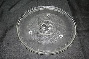 (I-141) Replacement Part Microwave Oven Glass Tray Plate L16 Turntable 10 5/8