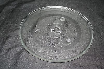 I-146) Replacement Part Microwave Oven Glass Plate 12 3/8
