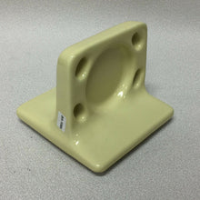 Load image into Gallery viewer, BA-1125 NOS Vintage Ceramic Bathroom Toothbrush & Cup Holder Seafoam Green