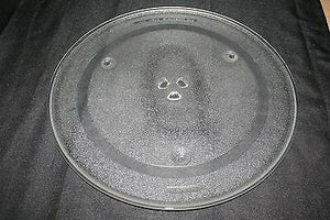 "(I-150) Replacement Part Microwave Oven Glass Plate 400 17 14"" Turntable"