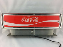 Load image into Gallery viewer, N-122 1950s Metal Coke Fountain Top with Light Up Feature