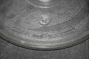 "i-147) Replacement Part Microwave Oven Glass Plate Neorex 12 12 5/8"" Turntable"