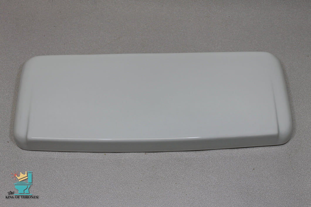 TL-1691 Vintage 1957 Ceramic White USA Made Toilet Tank Lid T66 Gloss