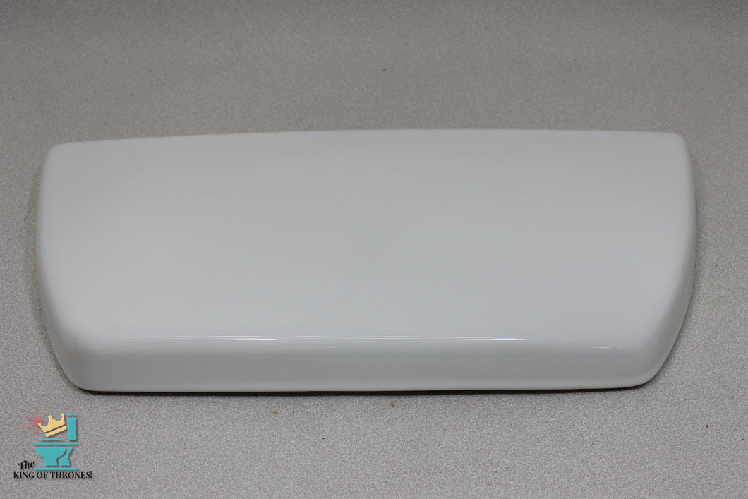 TL-1697 Antique 1944 Ceramic White Toilet Tank Lid CRPL 05 Gloss