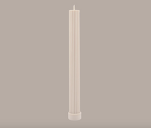 Load image into Gallery viewer, Column Candles (pack of 8)