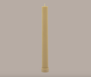 Column Candles (pack of 8)