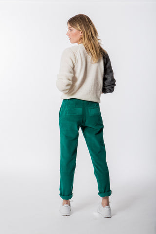 Pantalon Boyhood Velvet Flash