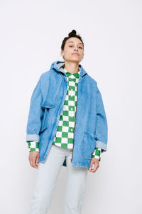 Veste Heroes Blue Denim