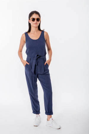 Top Tank Rustic Blue